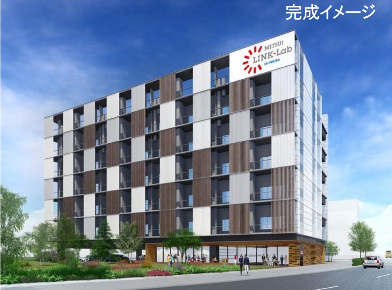 三井不動産、ライフサイエンス領域のイノベーション創出支援「賃貸ラボ&オフィス」事業を開始