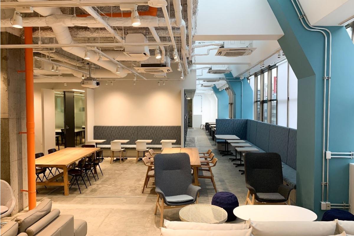 ATOMica、宮崎市にある老舗百貨店「ボンベルタ橘」内に、ローカルスタートアップ施設をオープン
