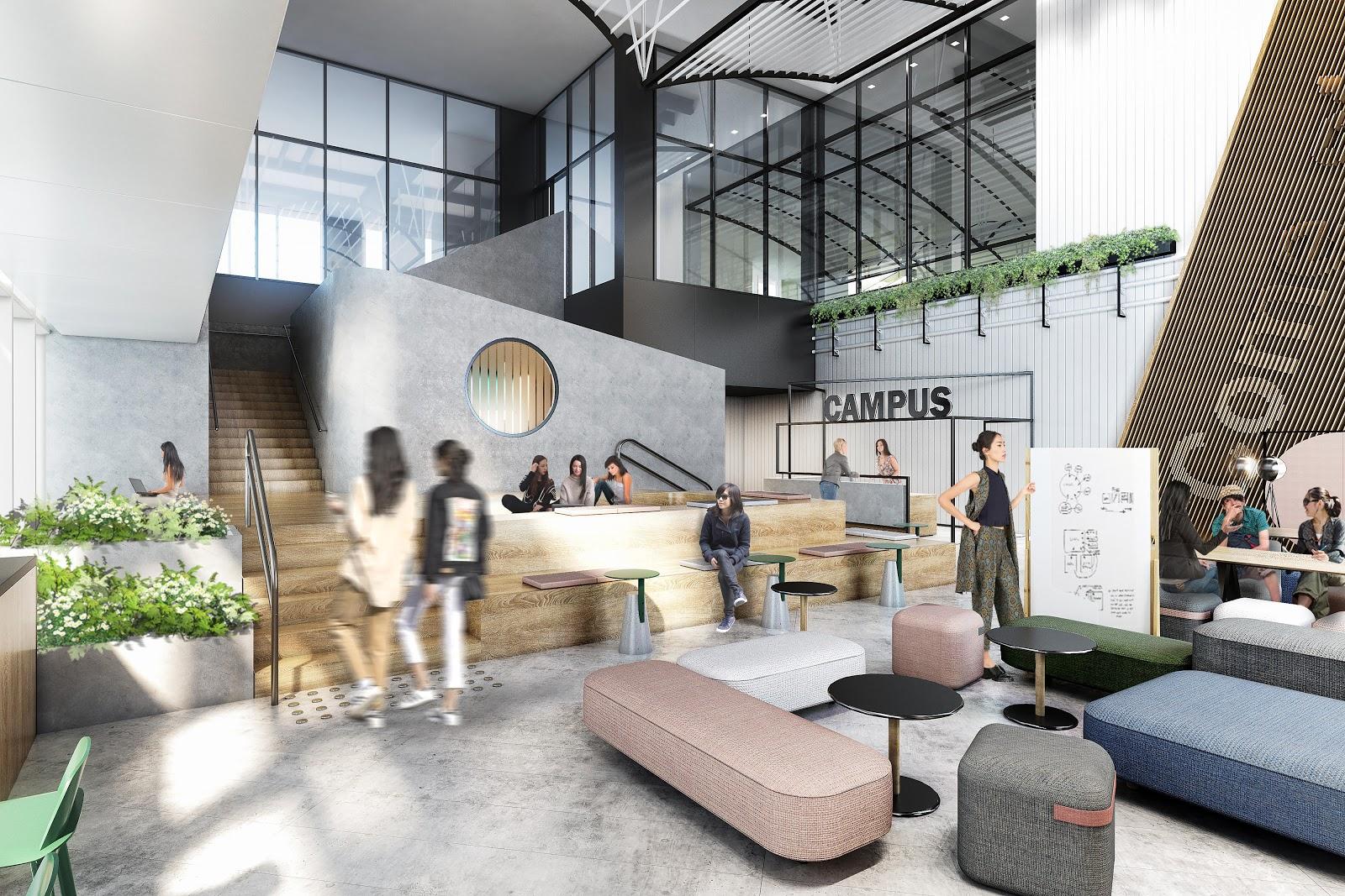 Google、スタートアップ支援の「Google for Startups Campus」を渋谷に開設