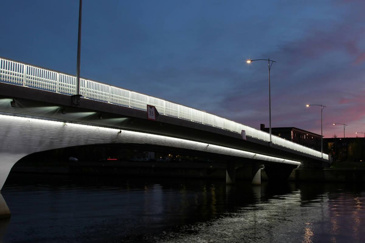 構造計画研究所、フィンランドの研究機関と共同で、路線バスを活用した橋梁の維持管理データ収集に関する実証実験を実施