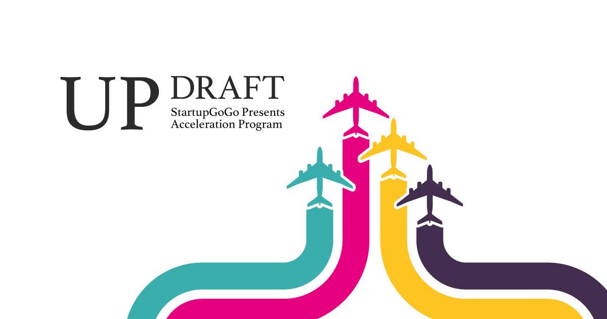 著名な起業家・VCがメンターとして参加する福岡発アクセラレーションプログラム「UP DRAFT」がスタート