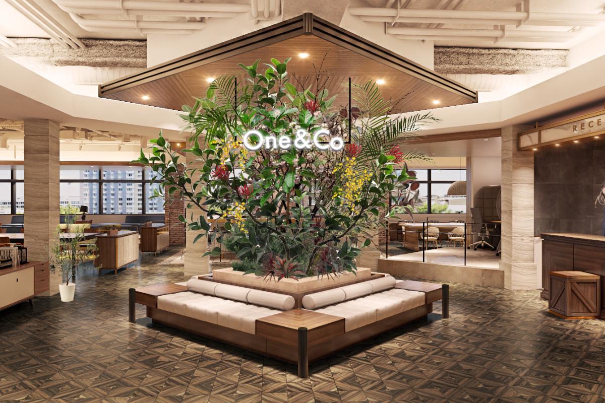 JR東日本|シンガポールにオープンイノベーションを加速するコワーキングスペース「One&Co」を開設