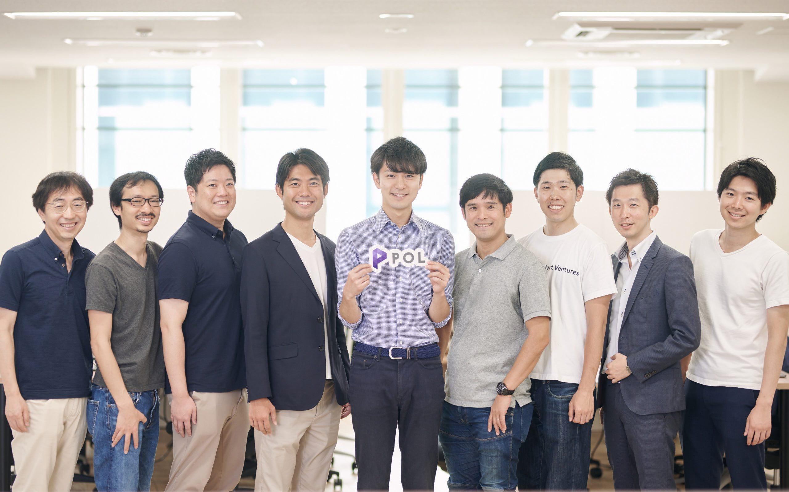 理系学生をスカウトできる新卒採用サービス「LabBase」のPOL、シリーズAで10億円調達
