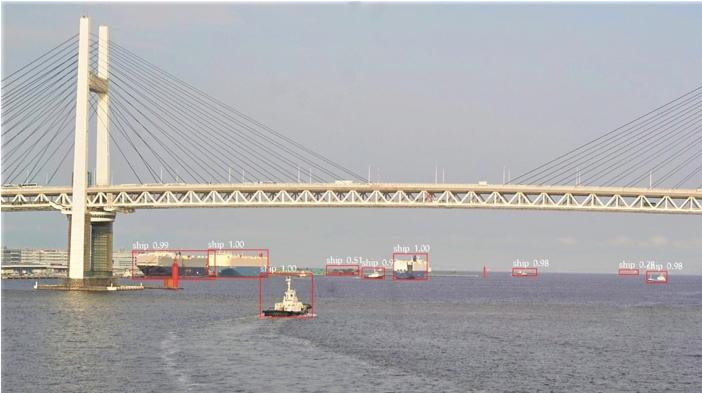 センスタイムジャパン×商船三井|にっぽん丸でAI技術を活用した船舶画像認識システムの実証実験を開始