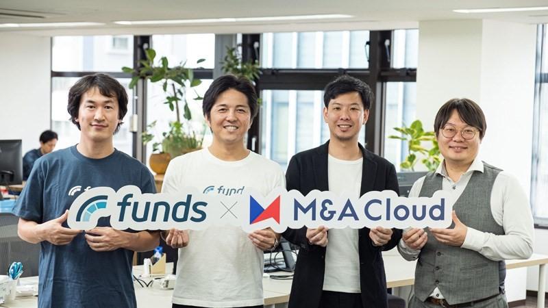 オンラインM&Aマッチングプラットフォームの「M&Aクラウド」と貸付投資の「クラウドポート」が業務提携