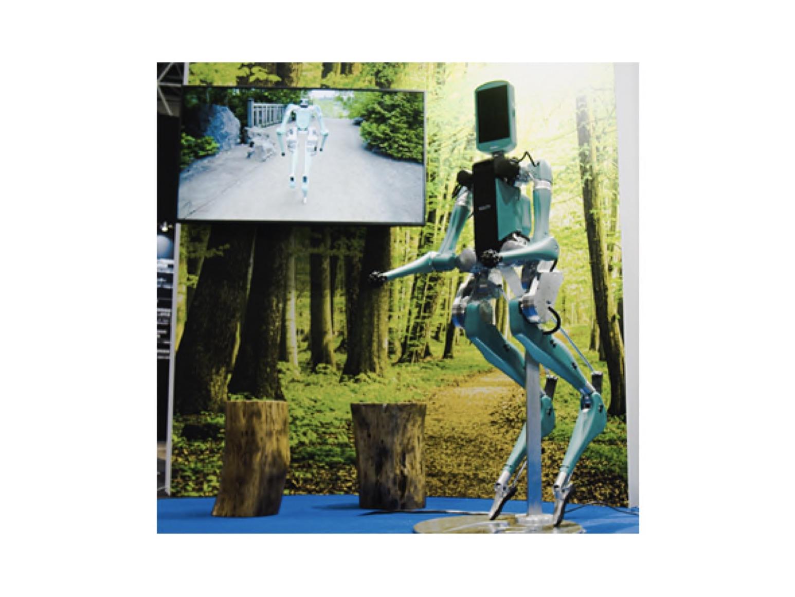 ANAホールディングス、二足歩行ロボットの技術を持つ米国スタートアップ「Agility Robotics」と提携