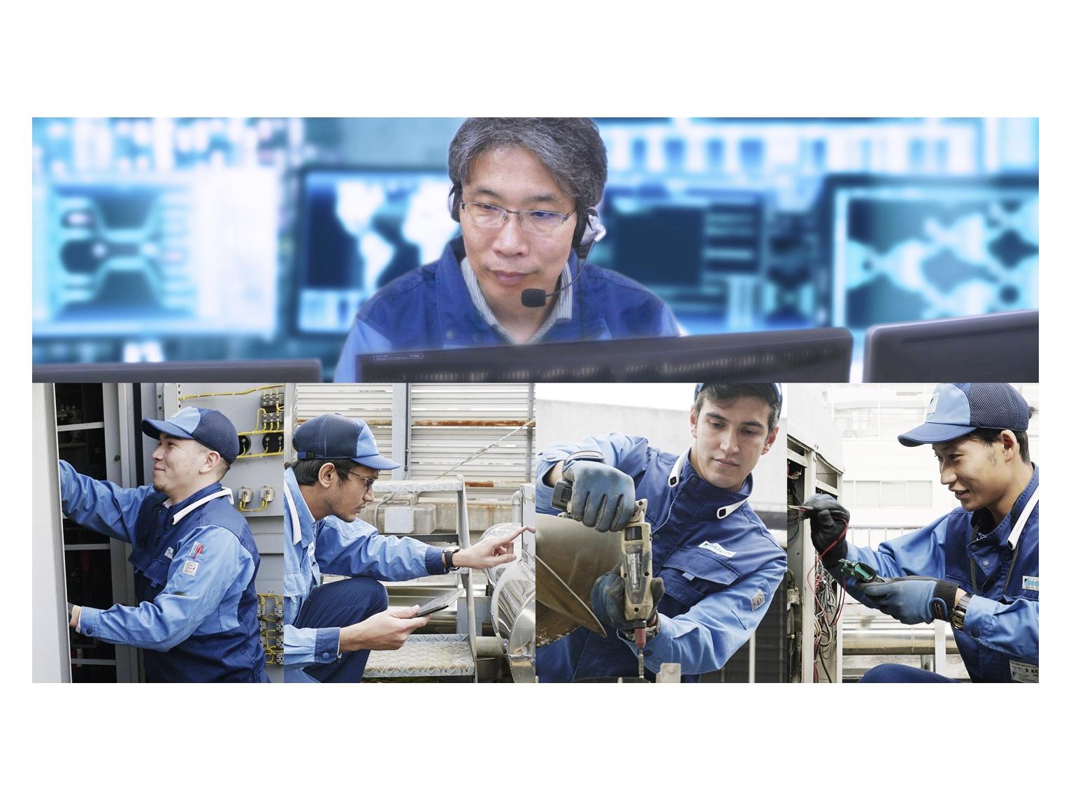 東大発ベンチャー・フェアリーデバイセズとダイキン工業が連携、コネクテッドワーカー創出による現場業務の革新に取り組む