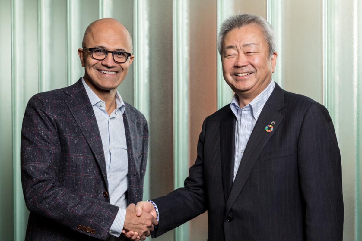 NTT×マイクロソフト|新たなデジタルソリューションの実現に向けた戦略的提携に合意、IOWN構想でも連携