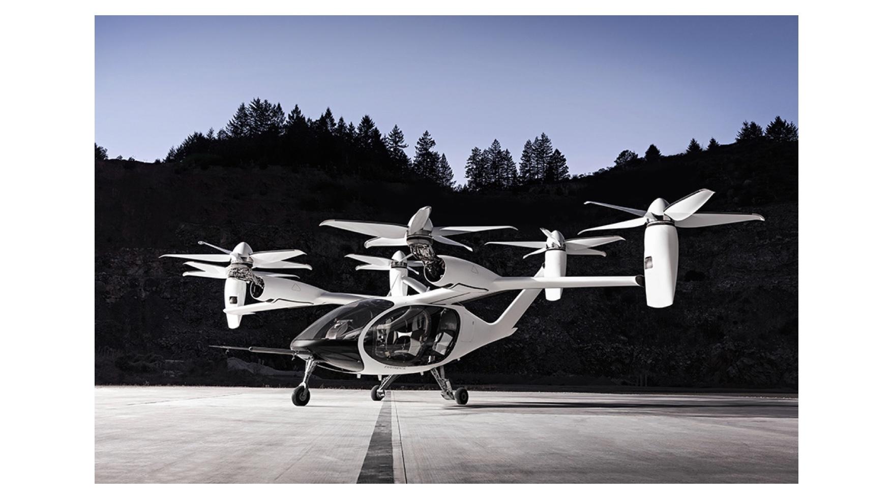 トヨタ自動車×Joby Aviation | 空のモビリティの実現に向けて電動垂直離着陸機(eVTOL)の開発・生産で協業