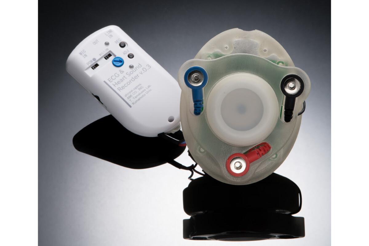 【熊本発、超聴診器を開発するAMI】 4.9億円の資金調達を実施し、遠隔医療への利活用、および研究開発を加速