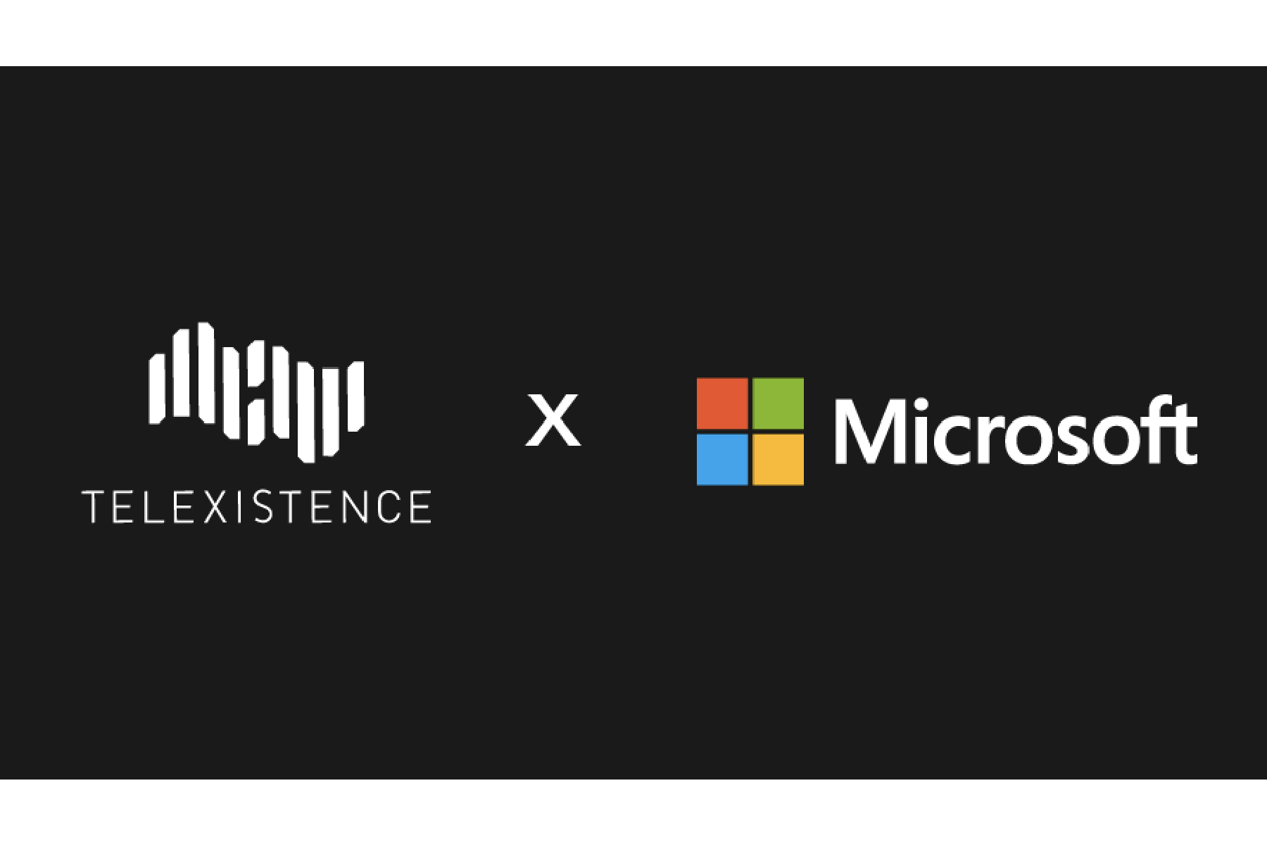 Telexistence×日本マイクロソフト  | 小売業界向けクラウドロボティクスサービスの提供に向け協業