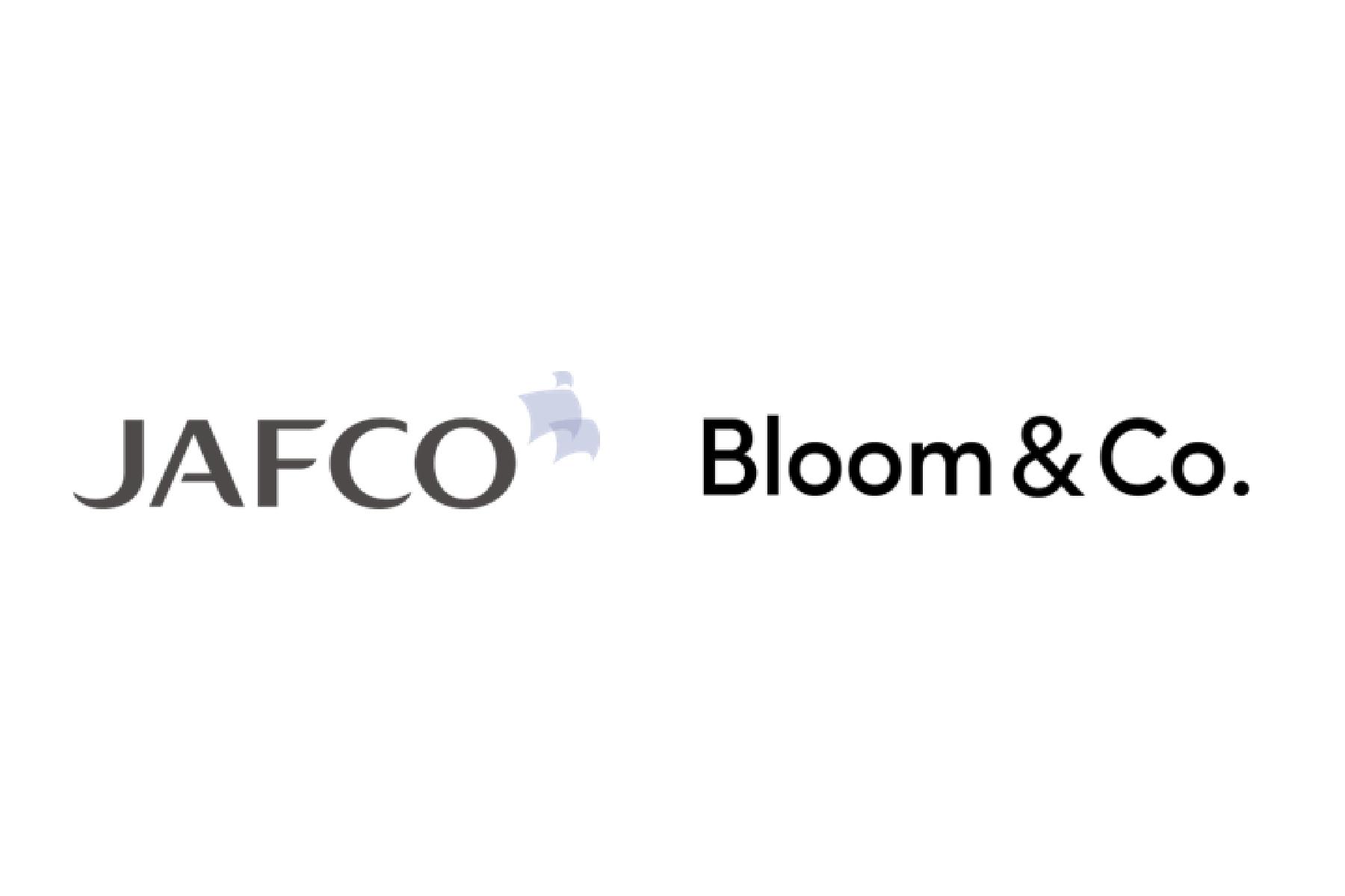 ジャフコ×Bloom&Co. | スタートアップ企業への支援で連携