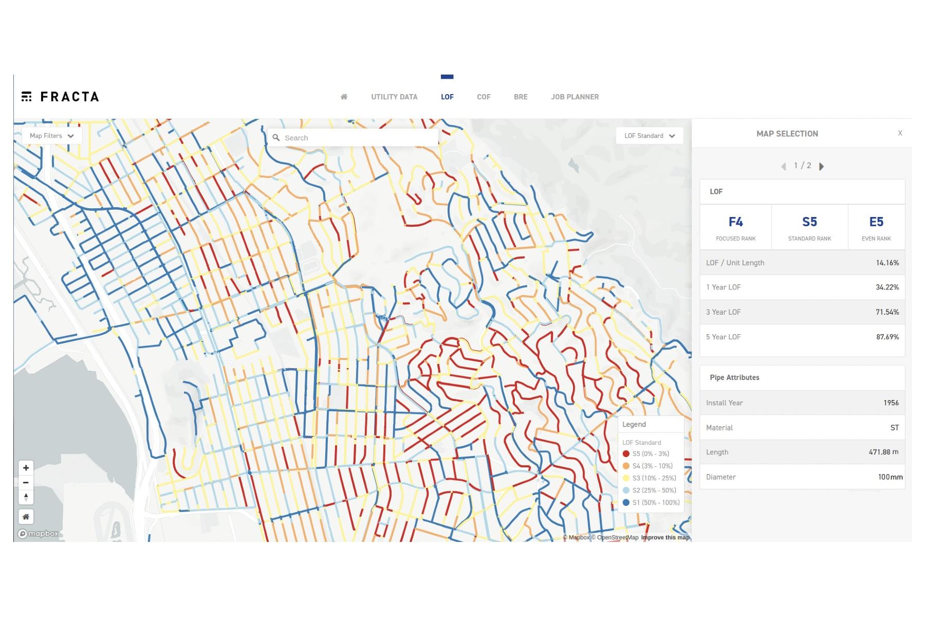 Fracta、AIを活用した水道管劣化予測技術を日本で初めて愛知県豊田市へ実践導入