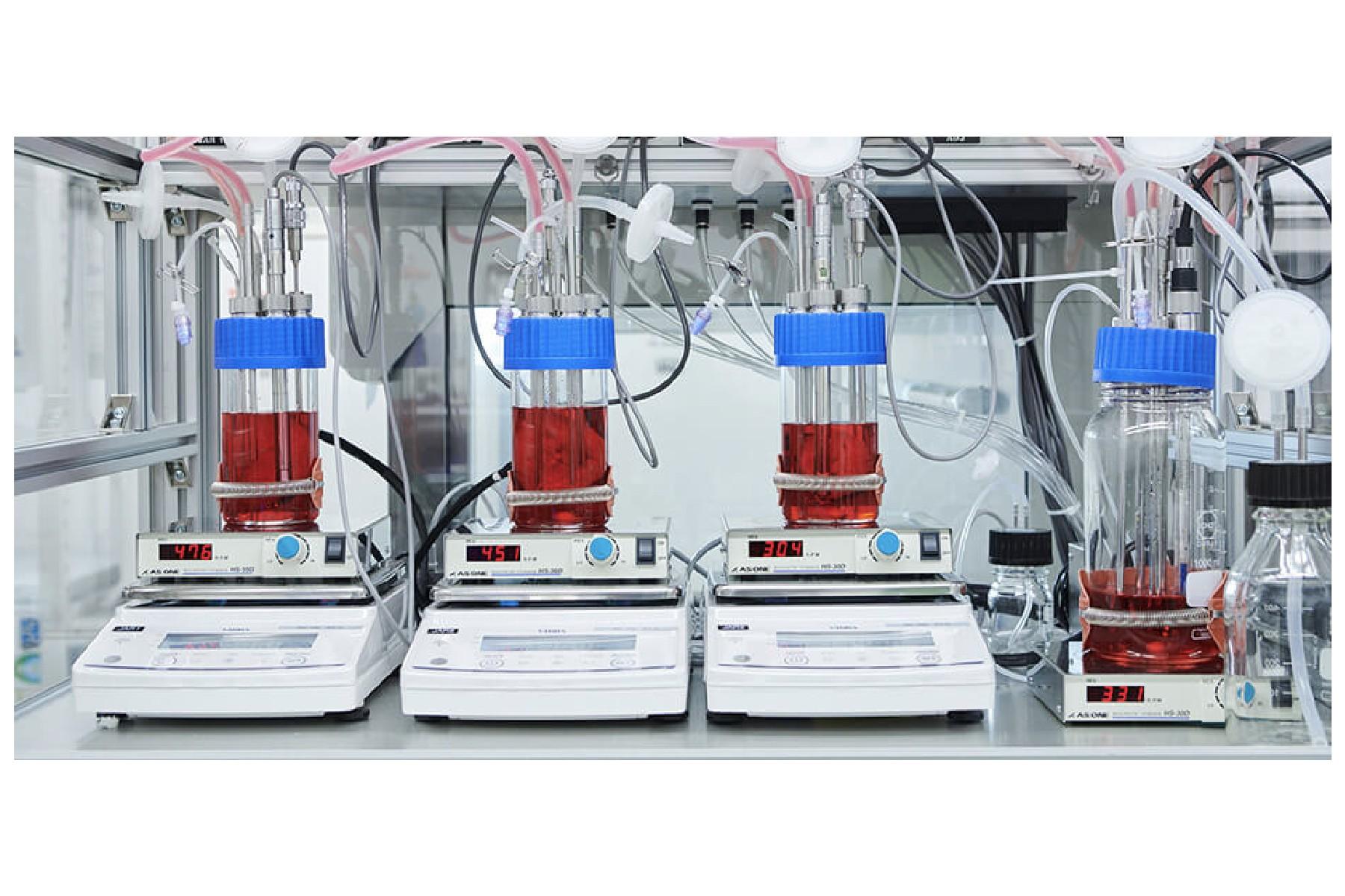 細胞培養スタートアップのインテグリカルチャー、8億円の資金調達実施