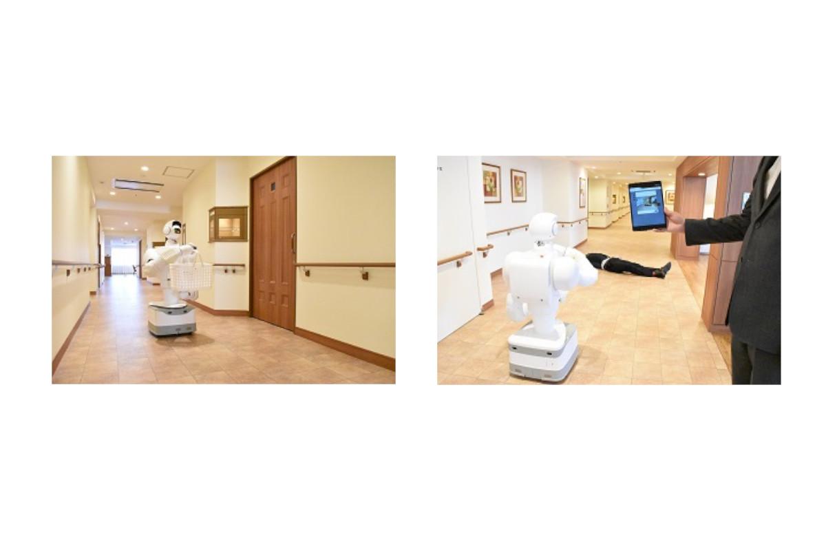 介護現場でのAI搭載型ロボットの実用化に向け、オリックス・リビングと米国Aeolus Roboticsが提携