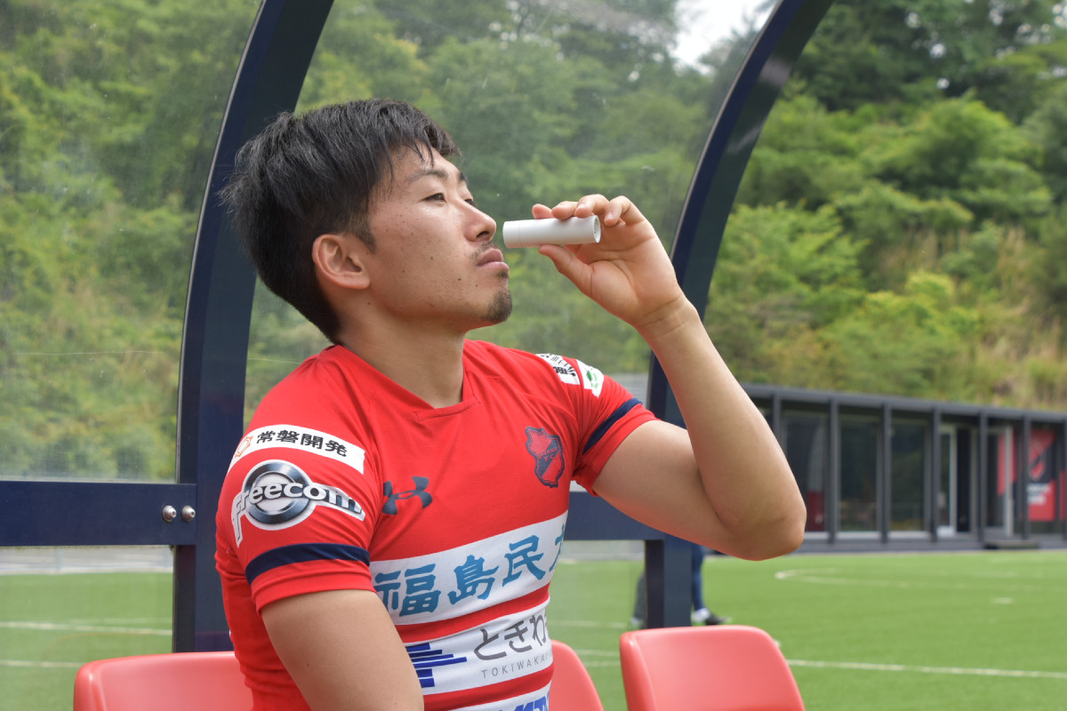 ロート製薬 「BÉLAIR LAB」×いわきFC、サッカー公式戦に香りを取り入れた検証をスタート