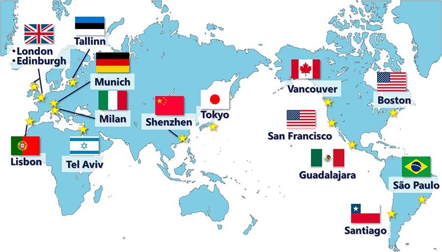 NTTデータ | 「第10回豊洲の港から®presentsグローバルオープンイノベーションコンテスト」受付開始