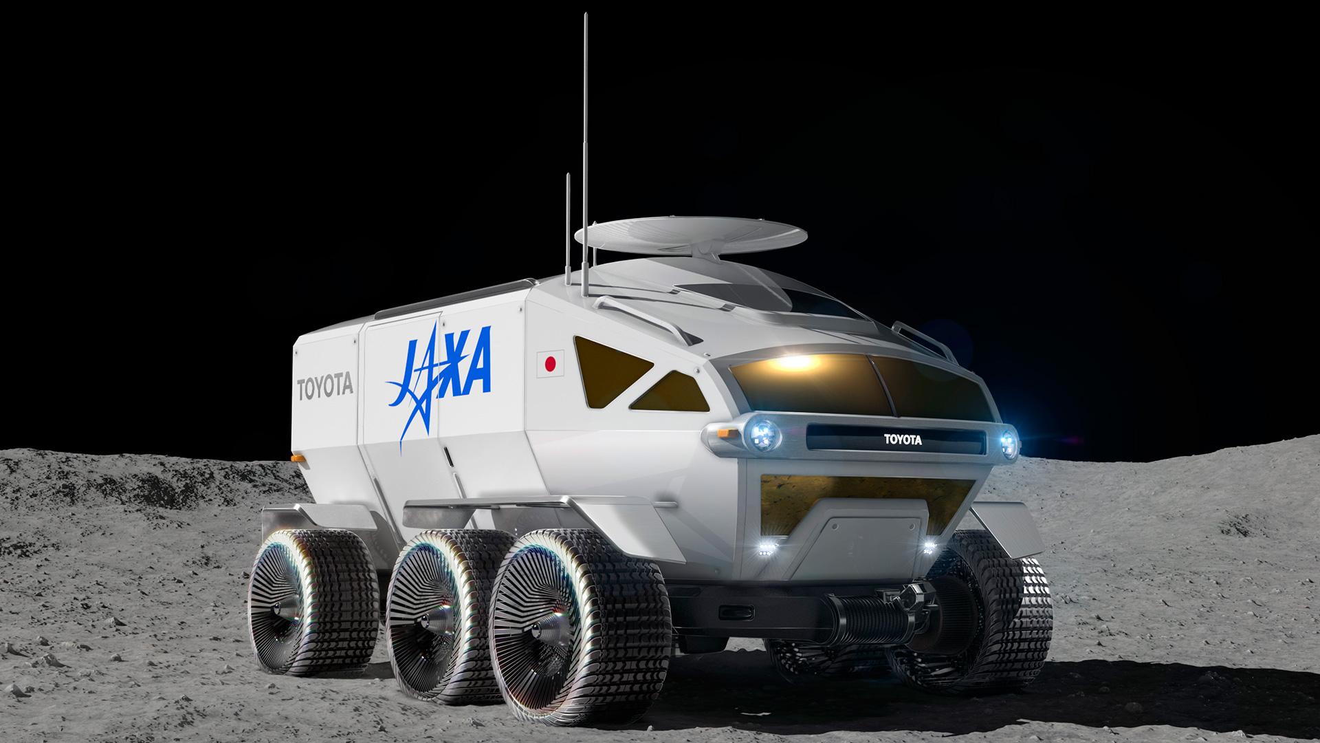 JAXA×トヨタ | 月面でのモビリティ「有人与圧ローバ」の実現に向け具体的な共同研究に着手