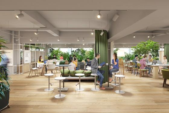 パナソニックなど9社、未来のオフィス空間『point 0 marunouchi』において実証実験を開始