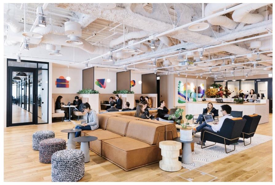 コミュニティ型ワークスペースを運営するWeWork Japan、神戸市とビジネス支援プログラムを創設