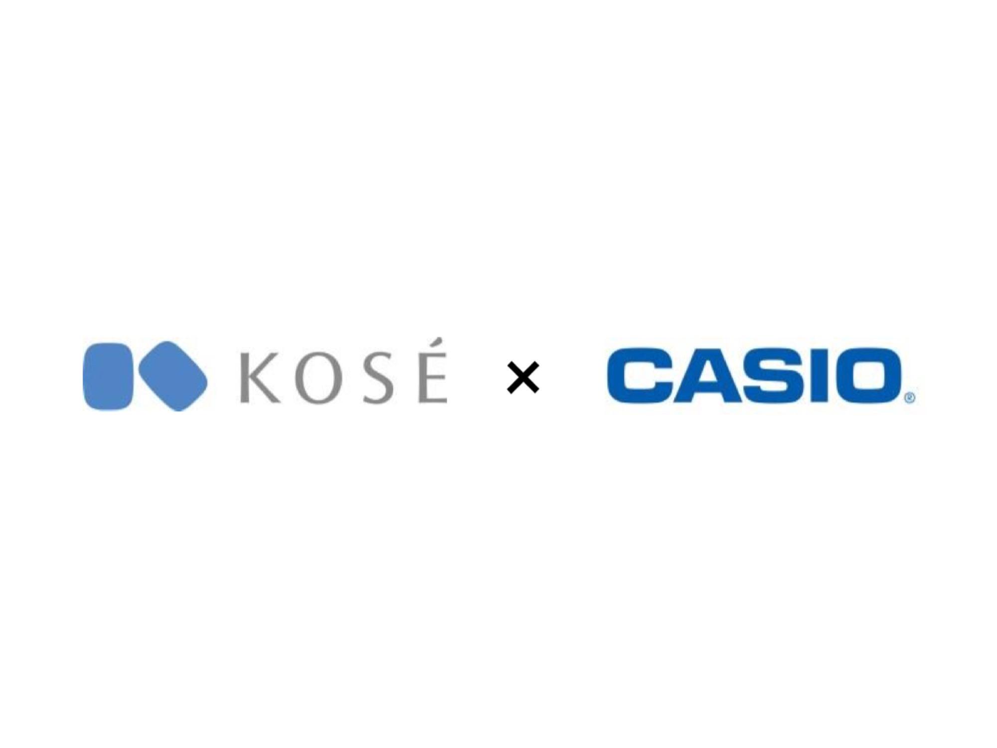 コーセー×カシオ|ネイルプリンターに関する共同開発研究をスタート、「Maison KOSÉ」で実証実験を実施