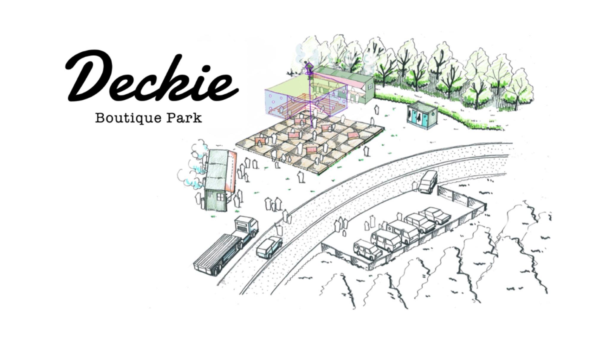 パーク×横須賀市 | 市内2つの公園で「Deckie」による賑わいづくり実証実験が開始