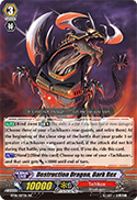 Destruction Dragon, Dark Rex