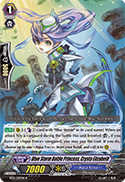 Blue Storm Battle Princess, Crysta Elizabeth