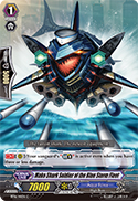 Mako Shark Soldier of the Blue Storm Fleet