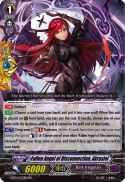Fallen Angel of Disconnection, Akrasiel