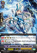 Swordsman of Light, Blaster Rapier Laura