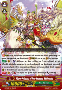 Flower Princess of Four Seasons, Velhemina