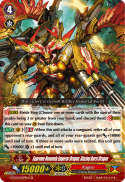 Supreme Heavenly Emperor Dragon, Blazing Burst Dragon