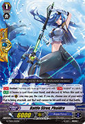 Battle Siren, Phaidra