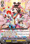 Goddess of Flower Divination, Sakuya