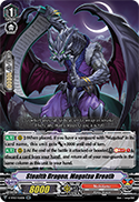 Stealth Dragon, Magatsu Breath