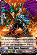 Stealth Dragon, Dreadmaster