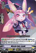 Miracle Fairy, Larabi