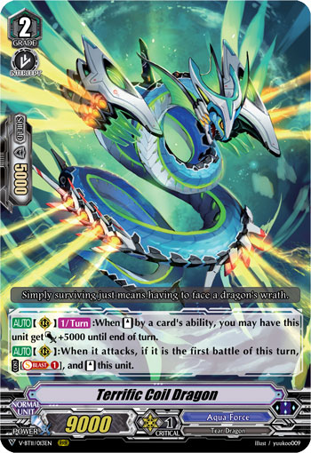 Terrific Coil Dragon