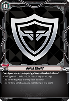 Quick Shield