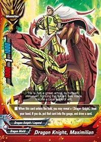 Dragon Knight, Maximilian