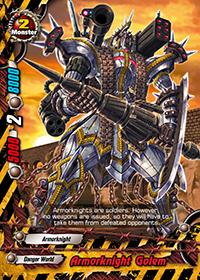 Armorknight Golem