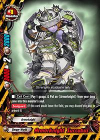 Armorknight Succubus
