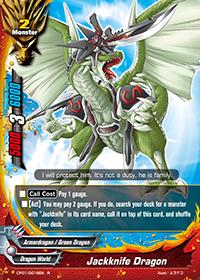 Jackknife Dragon