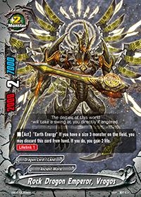 Rock Dragon Emperor, Vragos