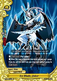 Ice Blade, Joker