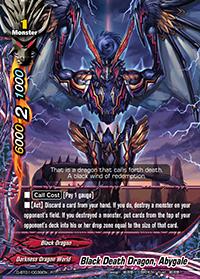 Black Death Dragon, Abygale