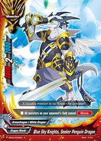 Blue Sky Knights, Seeker Penguin Dragon
