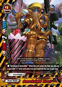 Armorknight Kaari