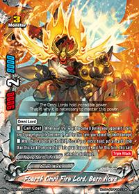 Fourth Omni Fire Lord, Burn Nova
